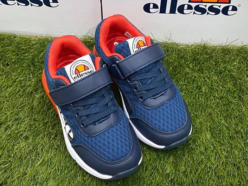scarpe ellesse art blu