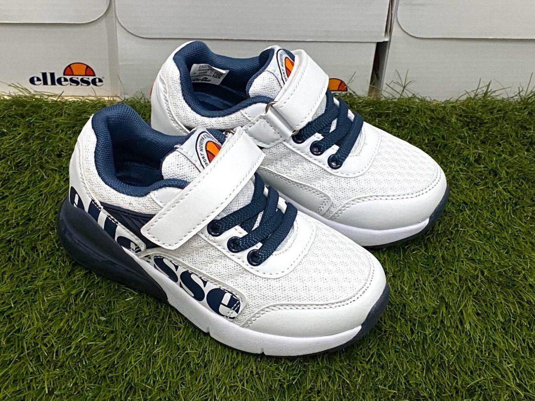 scarpe ellesse bianche art