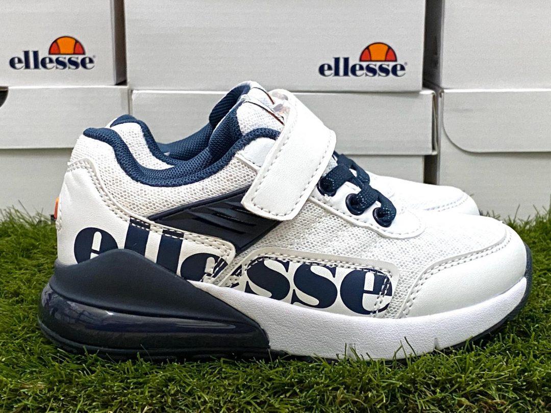 scarpe ellesse art biance