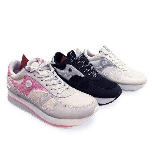 scarpe navy sail donna