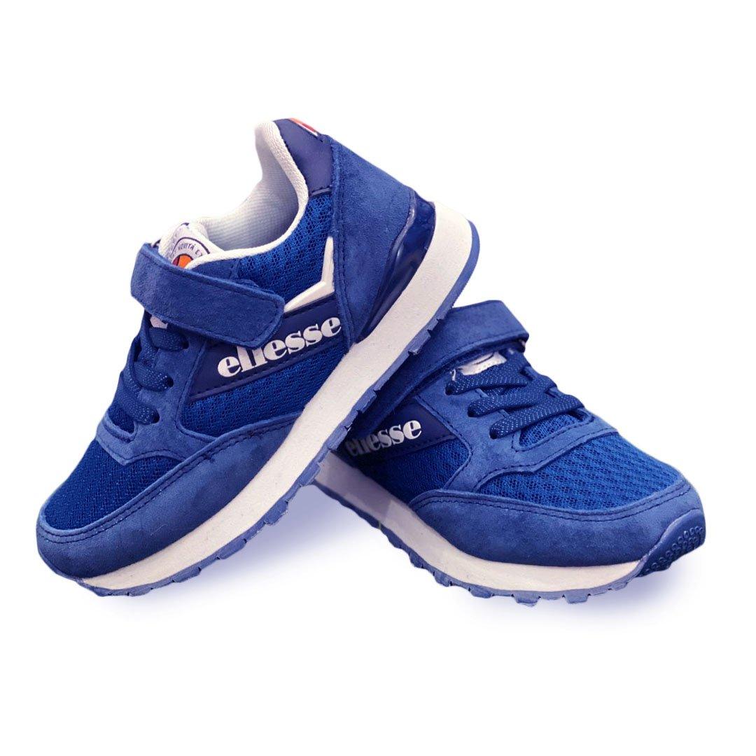 scarpe ellesse bambino blu cyril