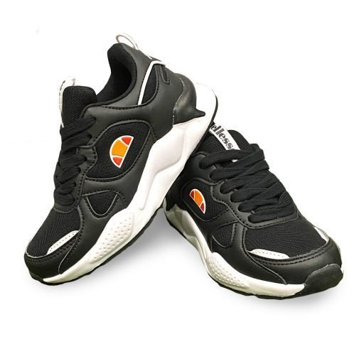 scarpe ellesse twist bambino nero