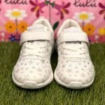lulù bambina stellina bianca