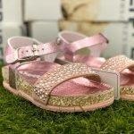 superga sandaletti superga rosa