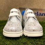 scarpe melania bambina bianche