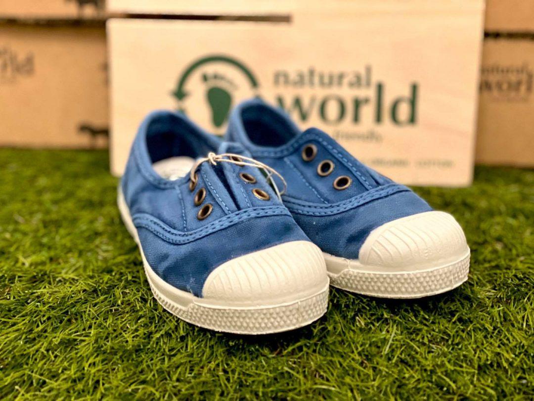 natural world bambino blu