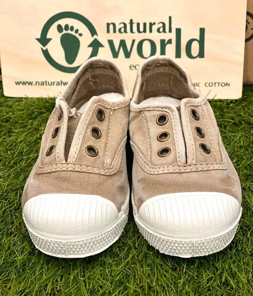 NATURAL world bambino beige