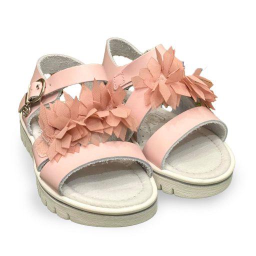 MELANIA bambina rosa sandaletto