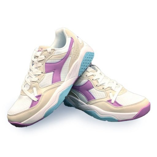 donna rosa diadora fit run scarpe