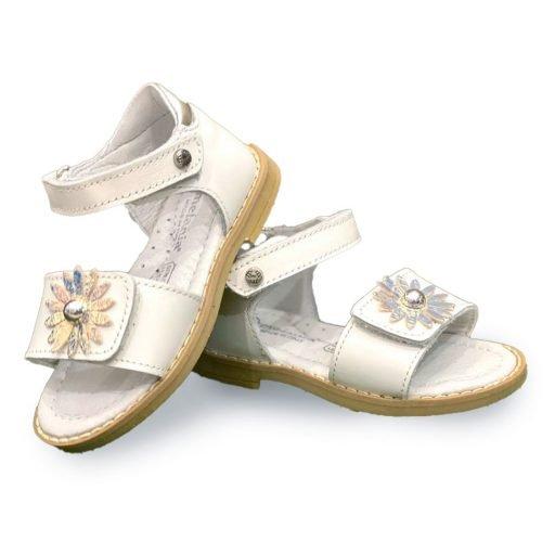 melania sandalo tallone chiuso bambina