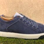 IMAC uomo scarpe blu 6