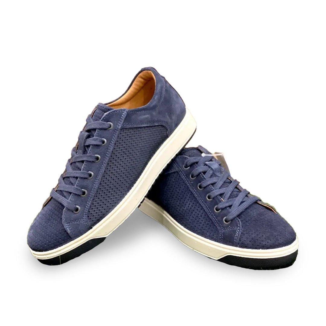 IMAC uomo scarpe blu