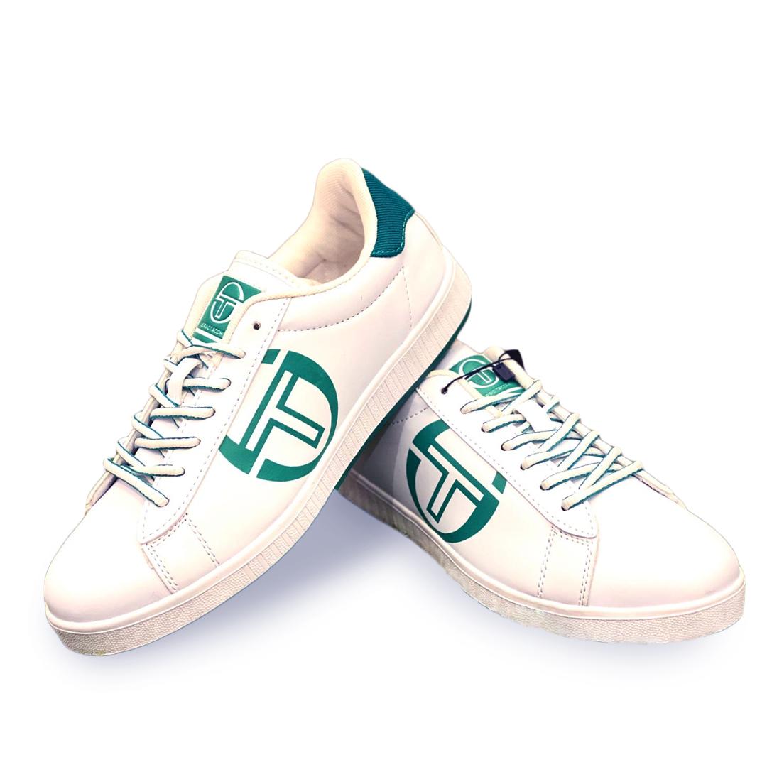 scarpe Sergio Tacchini uomo bianco e verde