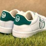 Sergio Tacchini scarpe uomo bianco e verde