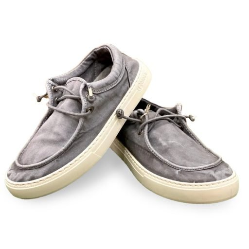 scarpe natural world grigio uomo