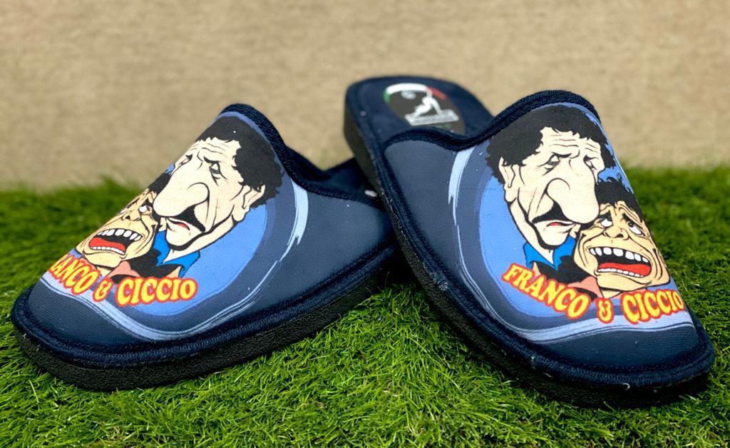 Pantofola Franco e Ciccio 2