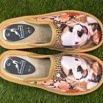 Pantofola cane beige 6