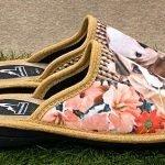 Pantofola cane beige 12