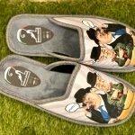 Pantofola Stanlio e Ollio 6
