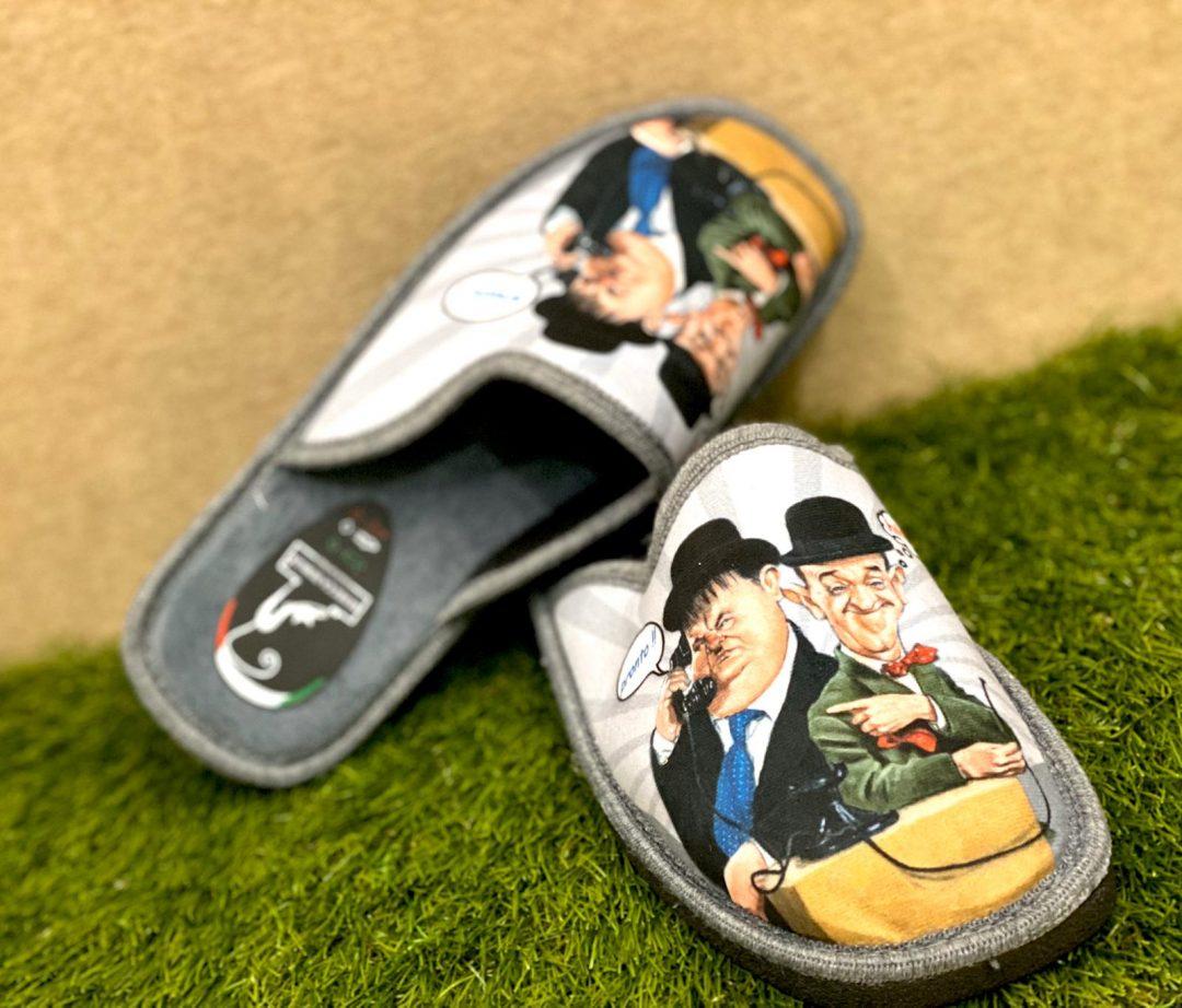 Pantofola Stanlio e Ollio 2