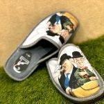 Pantofola Stanlio e Ollio 4