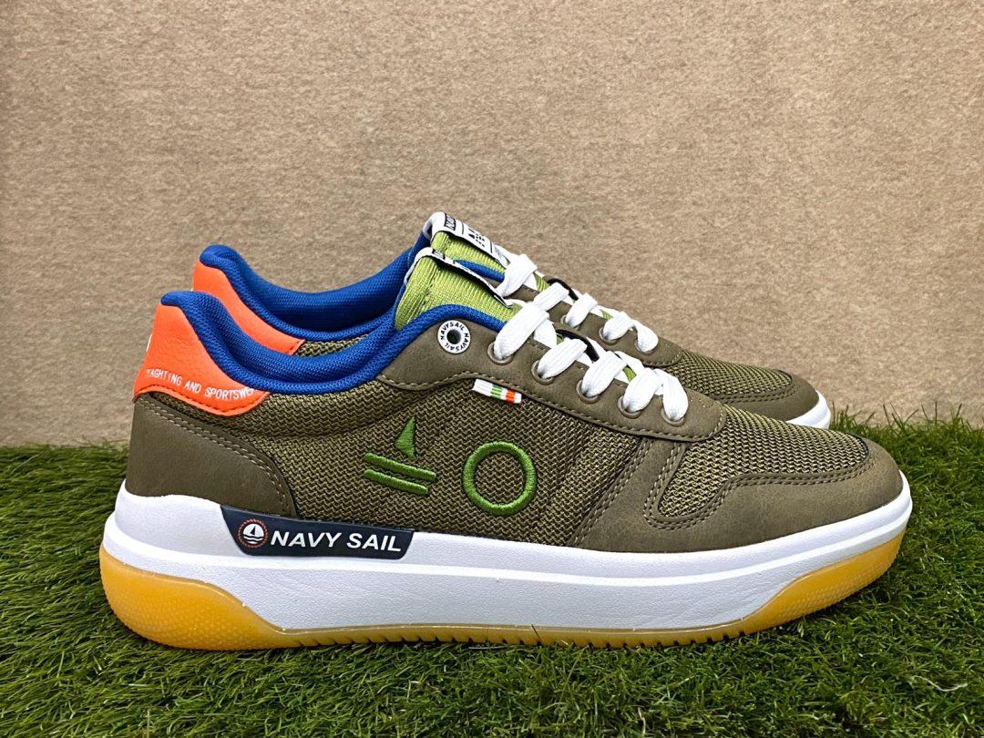 NAVY SAIL sneakers 2