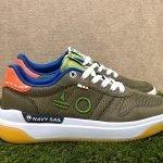 NAVY SAIL sneakers 4